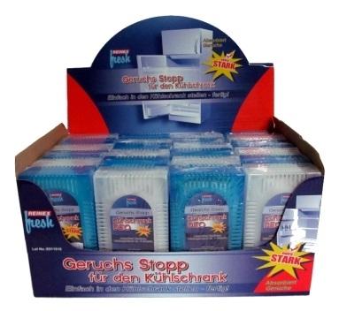 Поглотитель неприятного запаха в холодильнике Reinex FRESH Geruchs-Stopp für den Kühlschrank mit Aktivkohlefilter (4068400090027) - 1