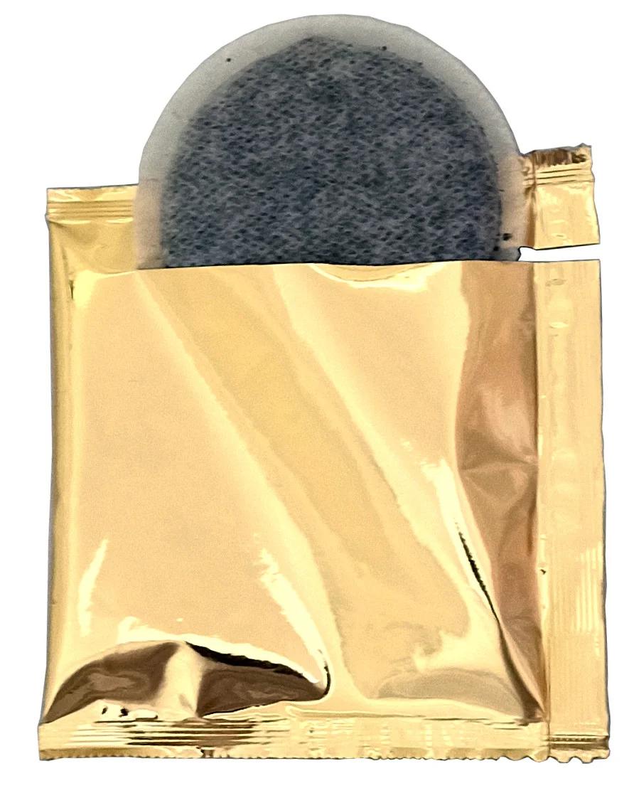 Кофе молотый в чалдах Rene Dark 100 шт (5902480010485) для кофемашин Philips Senseo - 1