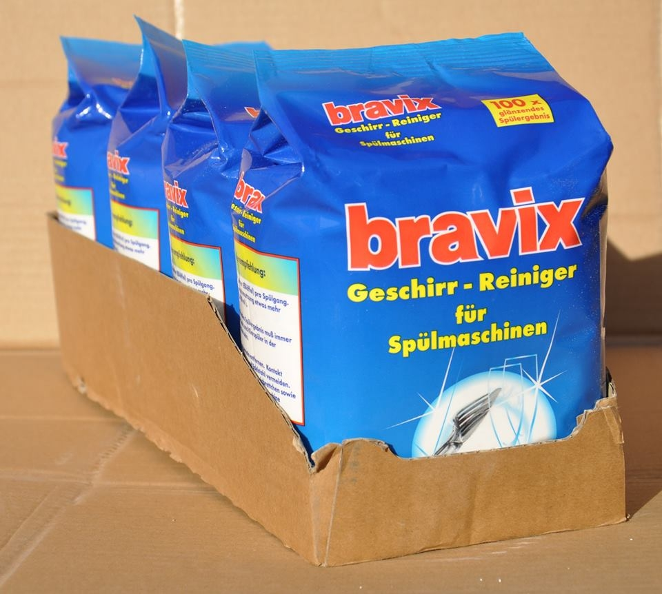 Бытовая химия оптом из Германии Dreco Bravix Reinex - 2